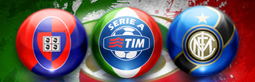 Cagliari Vs Inter Milan