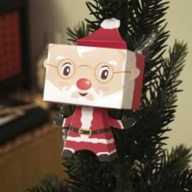 Papá Noel armable
