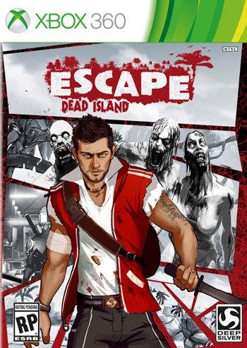 Escape Dead Island XBOX 360 Español Región FREE