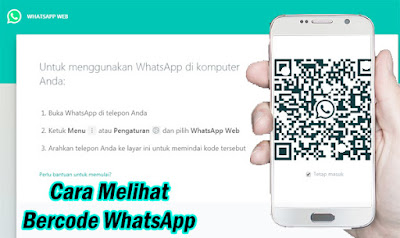 Barcode whatsapp