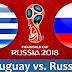 Oυρουγουάη - Ρωσία