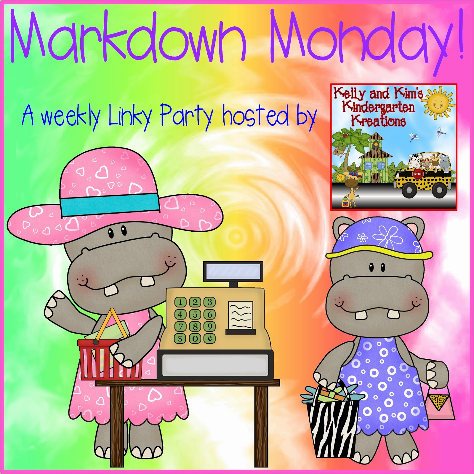 http://kellyandkimskindergarten.blogspot.com/2014/09/markdown-monday-linky-party-september_21.html