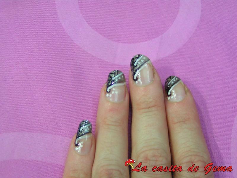 La Casita De Gema Tutorial Uñas Nº1 Nail Art