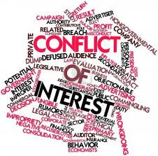 what does conflict of interest mean