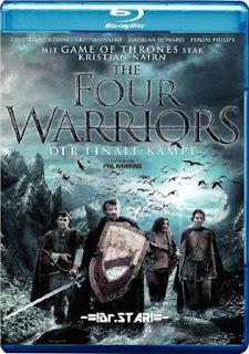 The Four Warrior 2015 BluRay 700MB Hindi English Dual Audio 720p