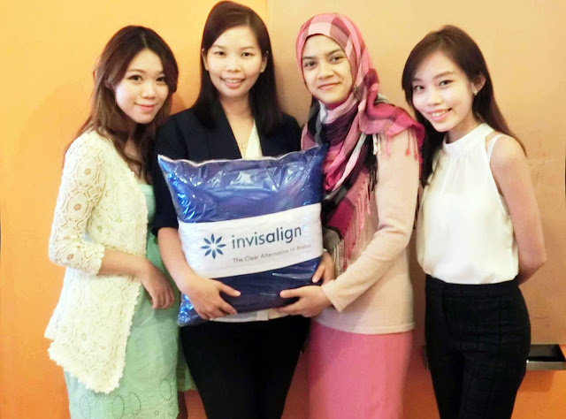 Invisalign Prize Giving Ceremony