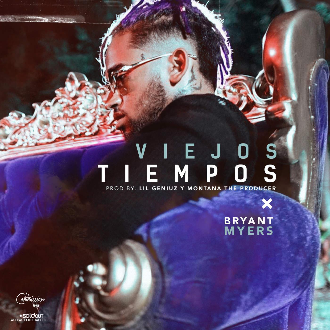 Bryant Myers - Viejos Tiempos - Single