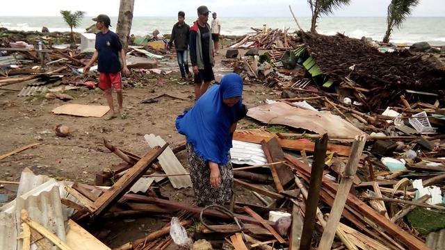 Bukan Terakhir, Pemerintah Mesti Siap Antisipasi Bencana Besar Pasca Tsunami Selat Sunda
