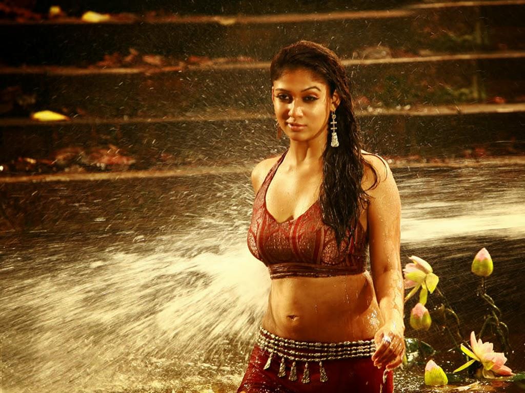 Nayantara hot in gym — img 7