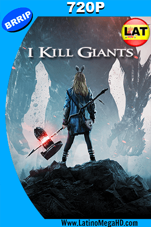 I Kill Giants (2017) Latino HD 720P ()