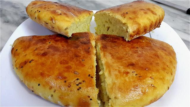 طريقة تحضير خبز مبسس