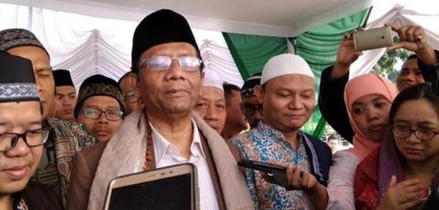 Mahfud MD: Islam Tidak Kenal Sistem Khilafah