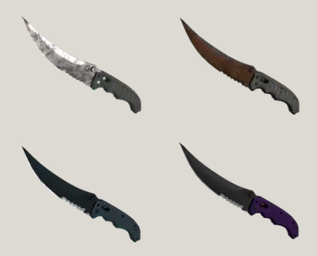 CS:GO knife guide by GERMIA | Germia - gaming world