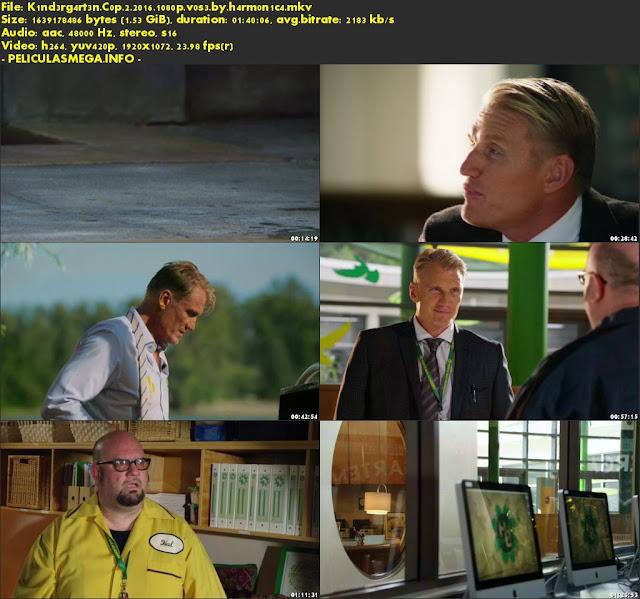 Descargar Kindergarten Cop 2 Subtitulado por MEGA.