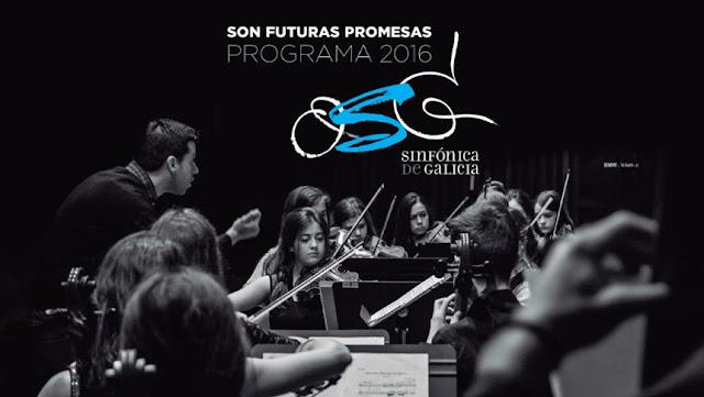 """Programa 2016 """"Son futuras promesas"""""""
