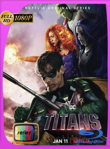 Titanes (Titáns) Temporada 1-2HD [1080p] Latino Dual [GoogleDrive] TeslavoHD