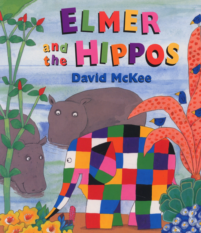 Elmer David McKee  Children's books with a message http://www.archieandtherug.com/