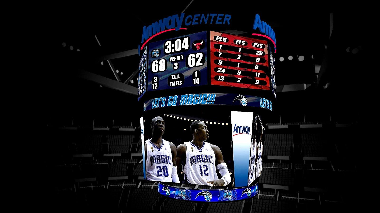 Scoreboard - Nba Basketball Scoreboard - Basketball Choices