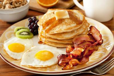 Μεγάλο πρωινό και αδυνάτισμα