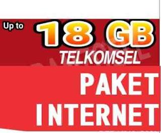 nah bagi kamu yang suka internetan baik nonton video youtube Promo paket data internet murah kuota 18Gb berlaku di semua jaringan