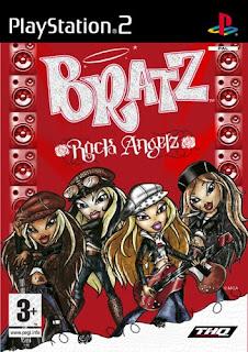 Bratz: Rock Angelz - PS2