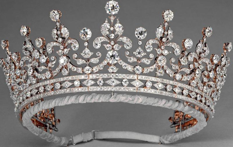 Tiara de la Reina María