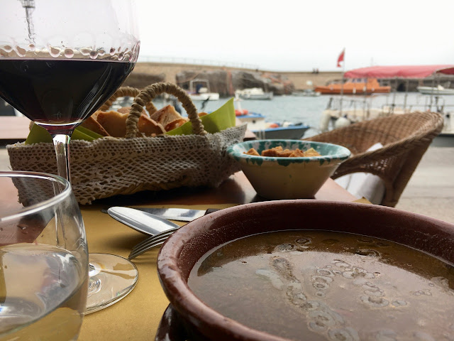 Where to Eat on the Island of Ventotene