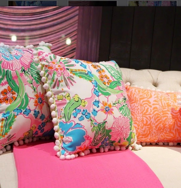 Maryland Pink And Green Lilly For Target Collaboration
