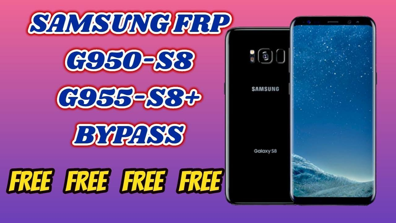 HOW TO BYPASS FRP LOCK ON GALAXY S8 & S8PLUS - Tech Solutions