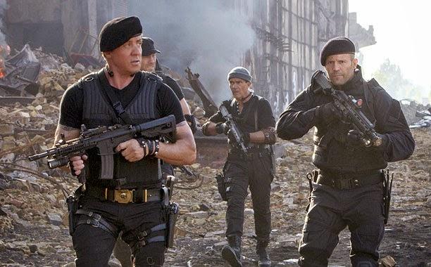Daftar 10 Film Barat Terburuk 2014