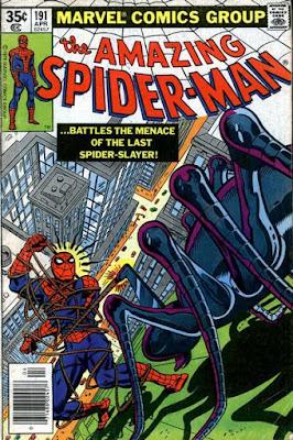 Amazing Spider-Man #181, the Spider-Slayer