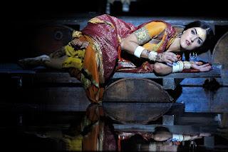 English National Opera -  The Pearl Fishers - Claudia Boyle - (c) Robbie Jack