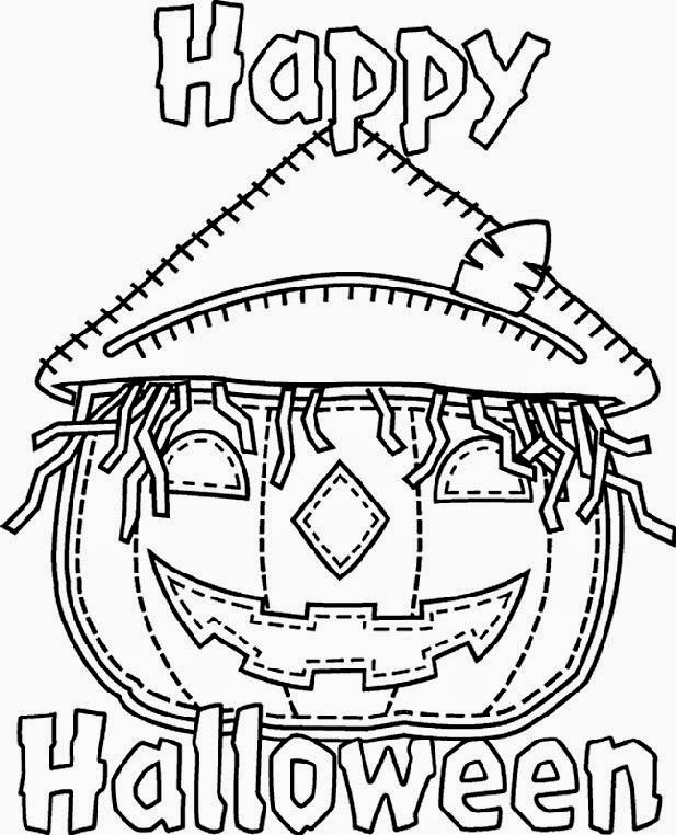 minion coloring pages halloween goblin - photo#34
