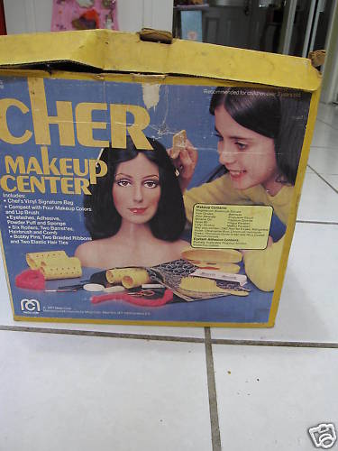 Herbie S World Of Kitsch Amp Toys Vintage 1977 Cher Makeup