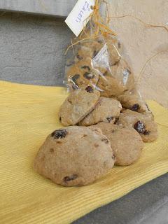 zaletti biscotti veneti uvetta ricetta vegana