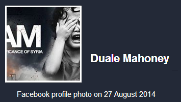 Facebook profile of Douglas McArthur McCain, aka Duale Mahoney