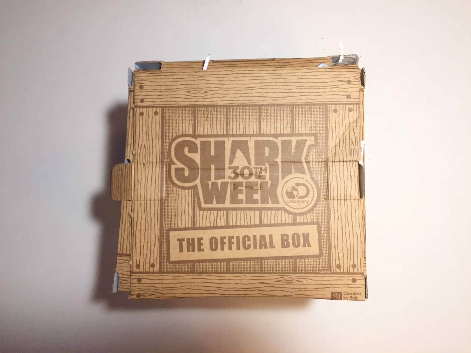 49ac45f03c9 This limited edition box is full of exclusive Shark Week apparel