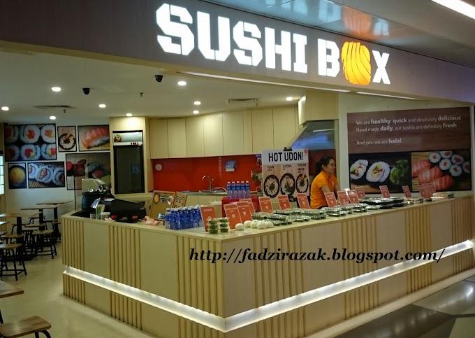 Sushi Box - Makanan Untuk Mereka Yang Selalu Sibuk