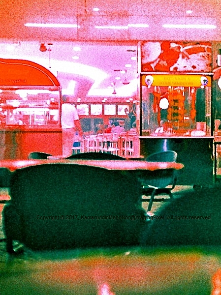 Images On Expired Film: Surreal Colors 05