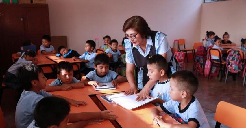 MINEDU trabajará parte emocional de los estudiantes de la región Piura - www.minedu.gob.pe