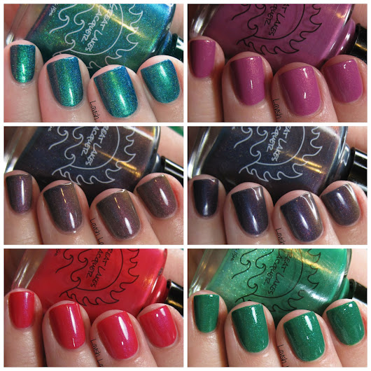 Great Lakes Lacquer Indie Expo Exclusives and June Limited Editions