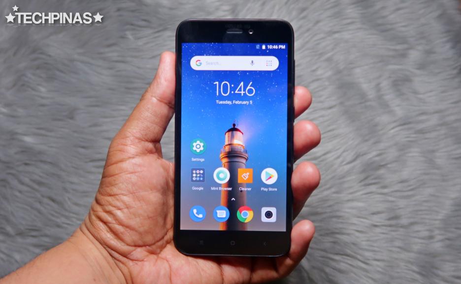 Xiaomi Redmi Go, Xiaomi Redmi Go Philippines