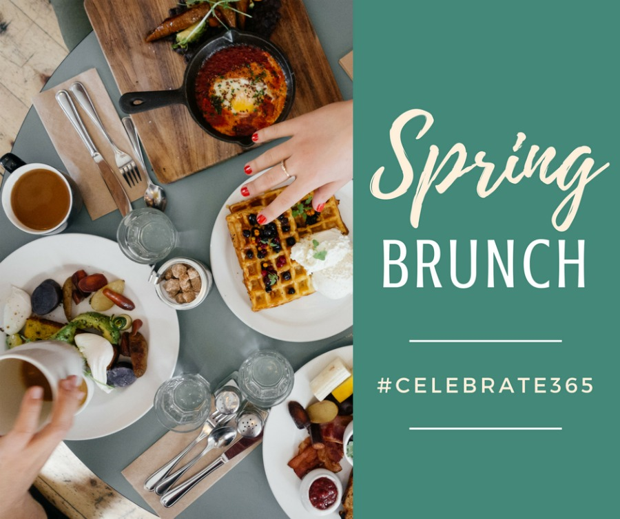 Cooking With Carlee Spring Brunch Ideas With Celebrate365