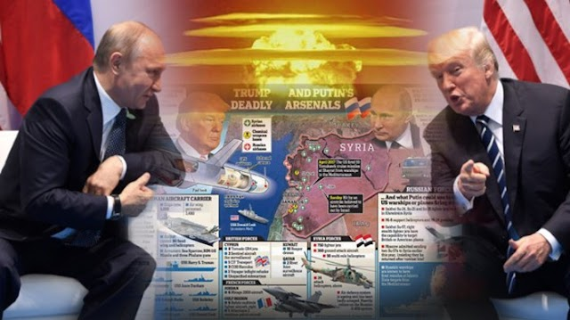 Berita Terkini Internasional Rusia Meningkatkan Hubungan Dengan AS