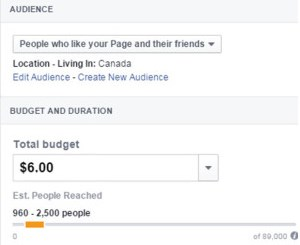 how to know someone visited your facebook page