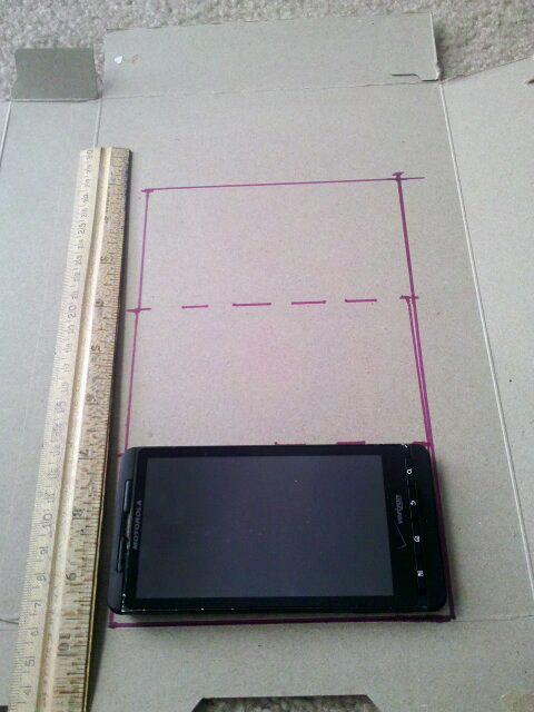brandy-son Zen master flash: DIY Phone Stand