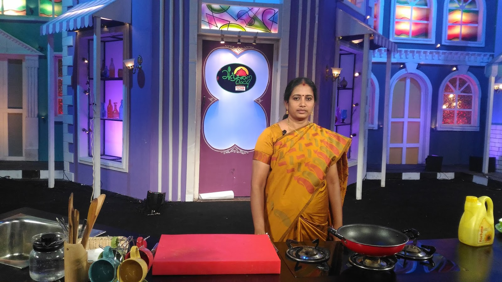 Permalink to Zee Tamil Craft Show