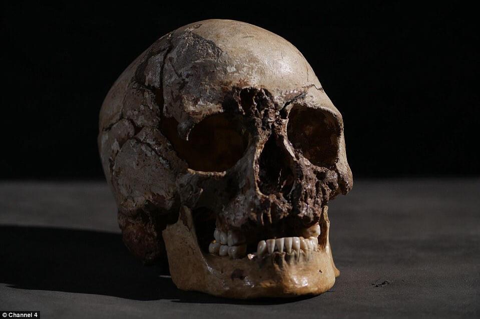 10,000-year-old 'Cheddar Man' Had Dark Skin And Blue Eyes, DNA Analysis Reveals