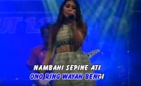 Download Lagu - Kangen Sentengah Mati mp3 - Via Vallen The Rosta