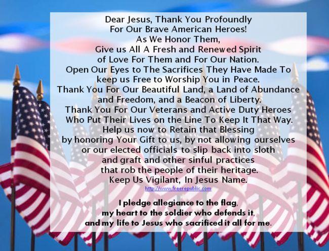 Veterans Day Poems 3